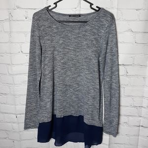 Cable & Gage Sweater